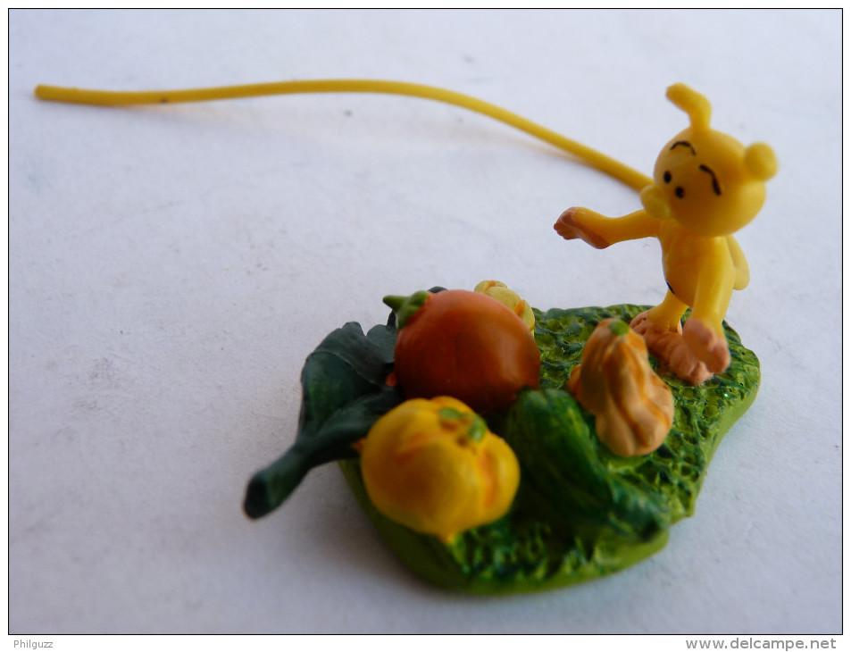 FIGURINE Plastoy MARSUPILAMI - 2006 MARSUPILAMI BEBE BIBU Complet Avec Sa Queue - Figurines