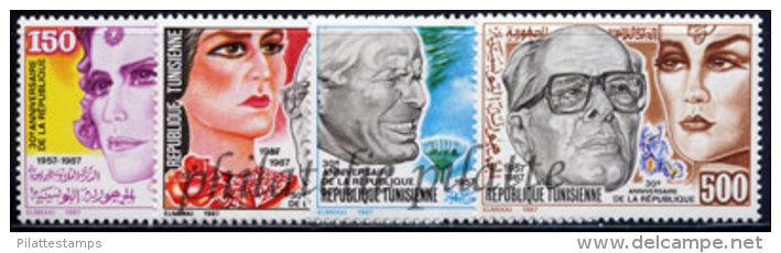 -Tunisie 1080/83** - Tunisie (1956-...)