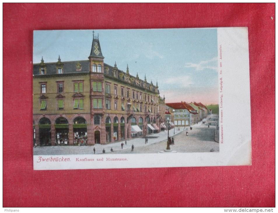 Germany > Rhineland-Palatinate> Zweibruecken   Ref 1577 - Zweibruecken