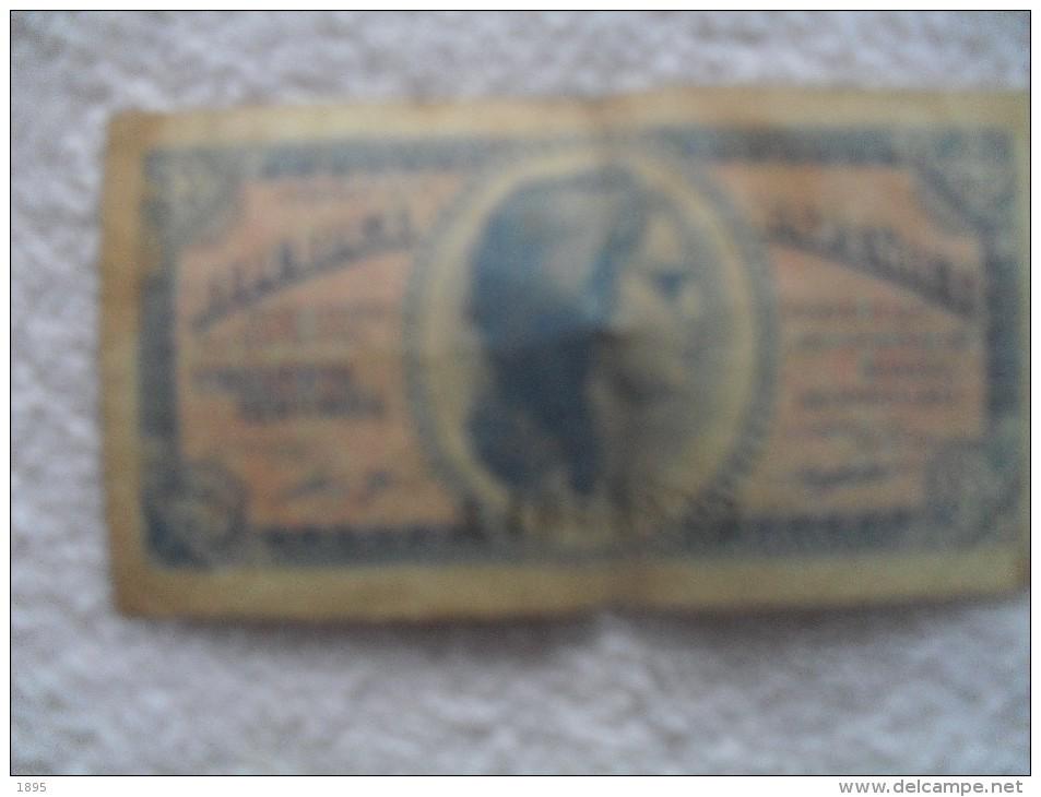 RARE  Billet De Cinquante  Centimes   Peseta De 1937  A 4663832 - Espagne