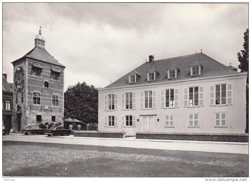 Lier - Zimmertoren En Paviljoen - Lier