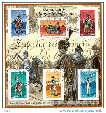 Napoléon 1 Er. Un BF De France  Nr 72   Oblitéré (AGDE.34)  Première Qualité - Napoléon