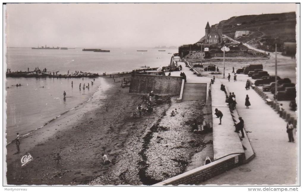 R :  Calvados :  ARROMANCHES  : Port De La  Libération - Arromanches