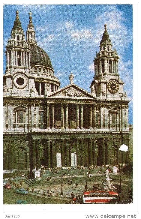 St. Paul's Cathedral, London - St. Paul's Cathedral