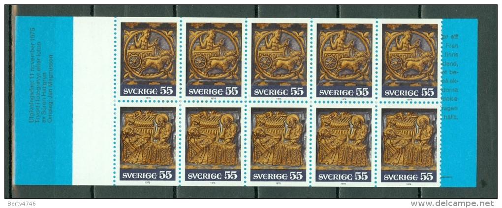 Sverige 1975  Yv  C906** Boekje/carnet 906** - Carnets