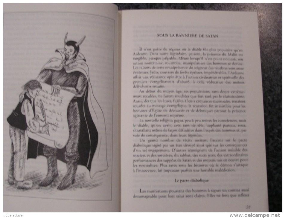 OURTHE ET AMBLEVE Légendes Contes Populaires Anectotes Lamboray Régionalisme Ardenne Belgique Histoire Folklore Wallonie - Belgien
