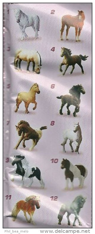 STICKER FRANCE PANINI CHEVAUX, UNE AVENTURE INCROYABLE - FIGURINE N°10 - NEUF SOUS EMBALLAGE - Chevaux