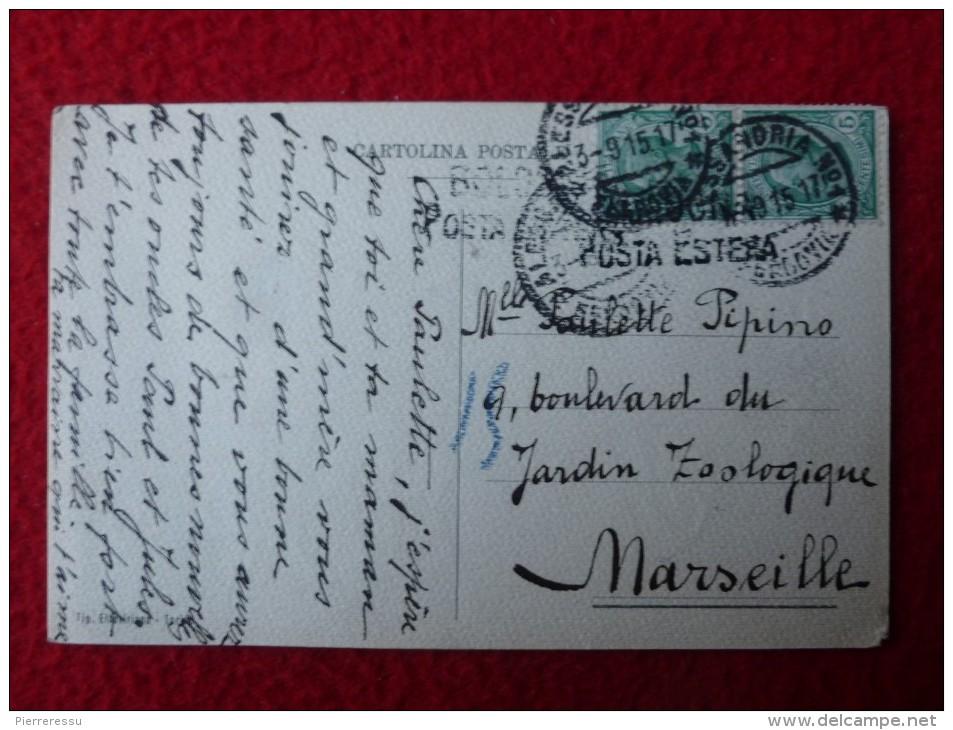 PAOLA BOLOGNA ILLUSTRATEUR PER ASSISTENZA BAMBINI IN TEMPO DI GUERRA 1915 - Other Illustrators