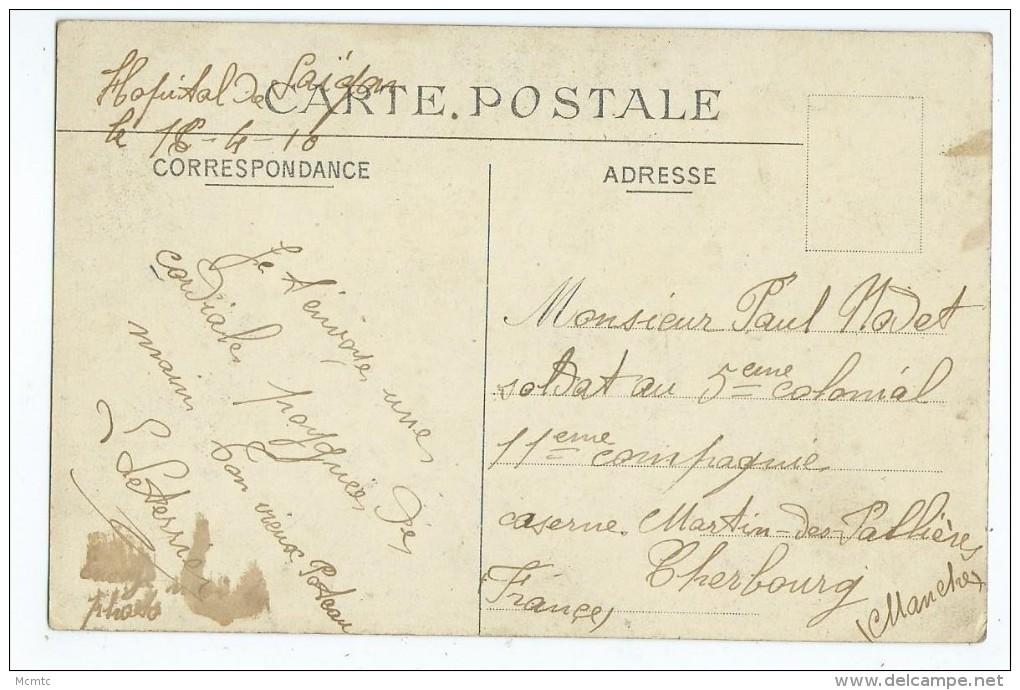 CPA - Cap St Jacques- Indo-Chine - Village De Bing-Dinh - Cartes Postales