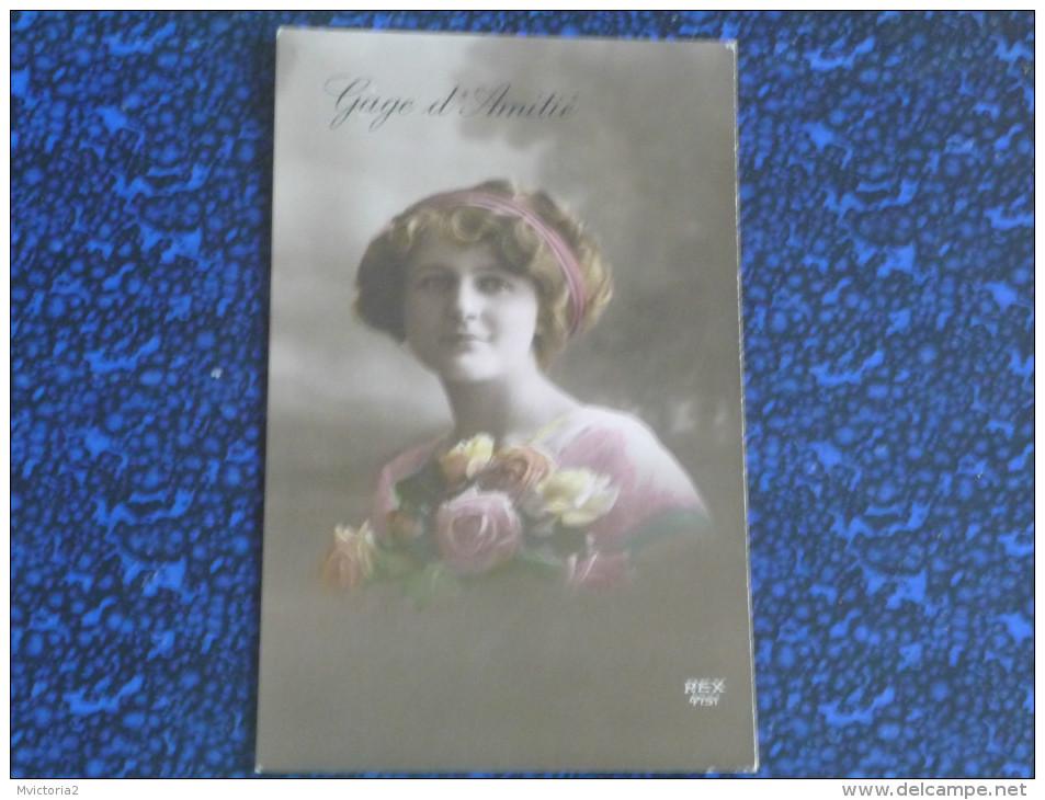 Portrait De Femme - Femmes