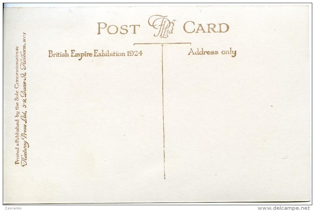 Burmese Pavilion - British Empire Exhibition - 1924 - Exhibitions