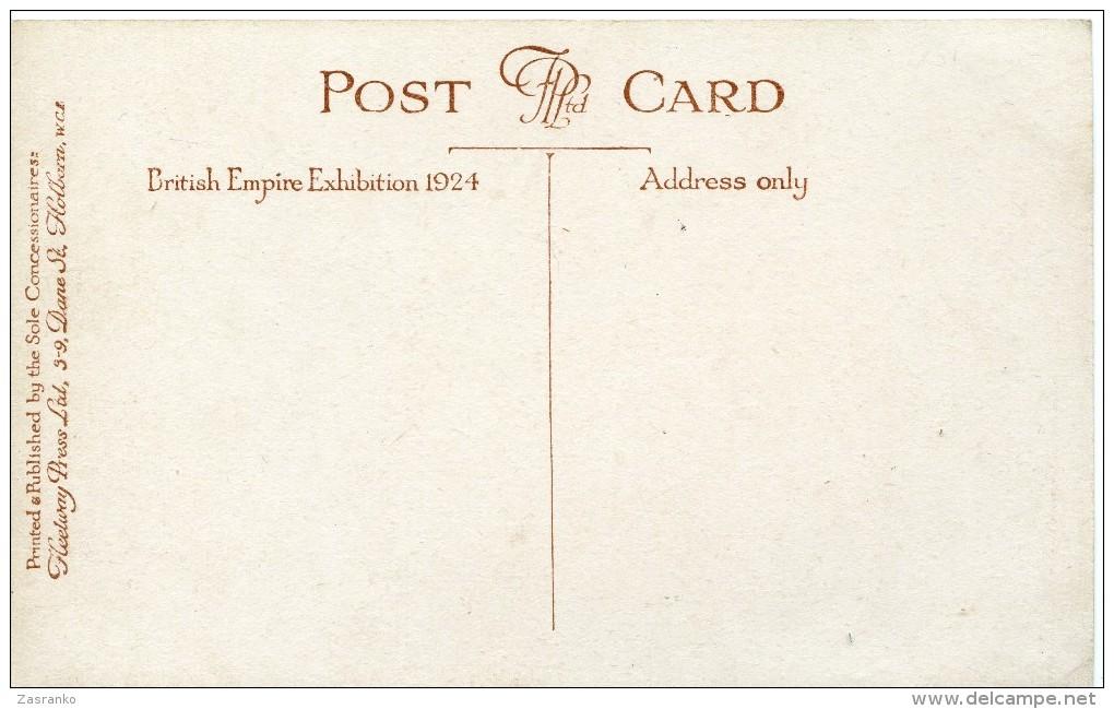 Palace Of Arts  - British Empire Exhibition - 1924 - Exhibitions