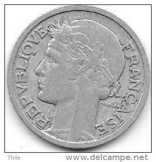 FRANCE 1945 - 2 Francs - I. 2 Francs