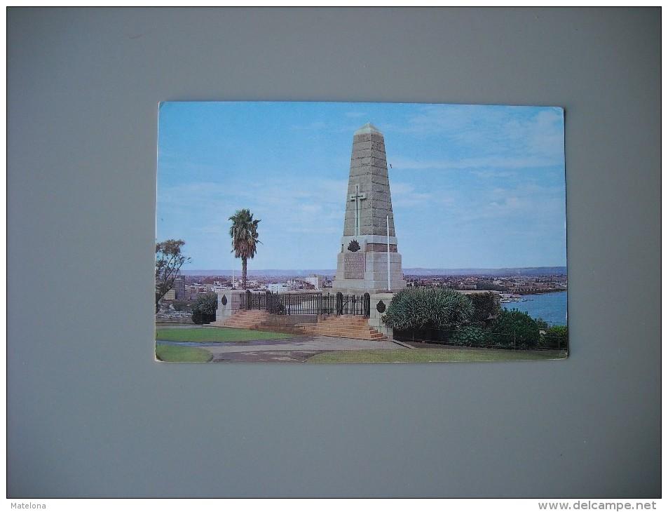 AUSTRALIE WA WESTERN AUSTRALIA PERTH WAR MEMORIAL - Perth