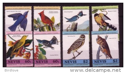 Nevis ** (3974) - Birds