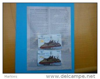 CP-P 67 D' Entrescasteaux (Mint,Neuve) With Folder Only 1000 Made Rare - Belgique