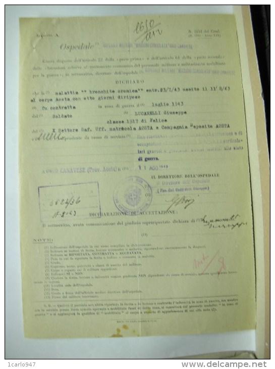 OSPEDALE MILITARE  MISSIONE CONSOLATA -- ORIO CANAVESE - Italia