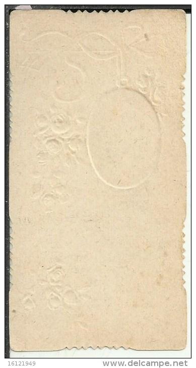 B 205A - GESU' BAMBINO DI PRAGA - LIBERTY Disegni In Rilievo - Imágenes Religiosas