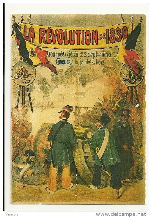 Reproduction D'une Affiche Anonyme D'après MADOU Coll. Du Musée De La Vie Wallonne à Liège. NELS - Non Classificati