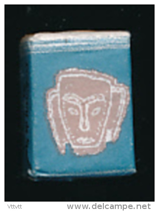 Sucre SAINT-LOUIS : Fragment De  Statue, XIX° Siècle, Asie (4 Scans) - Sugars