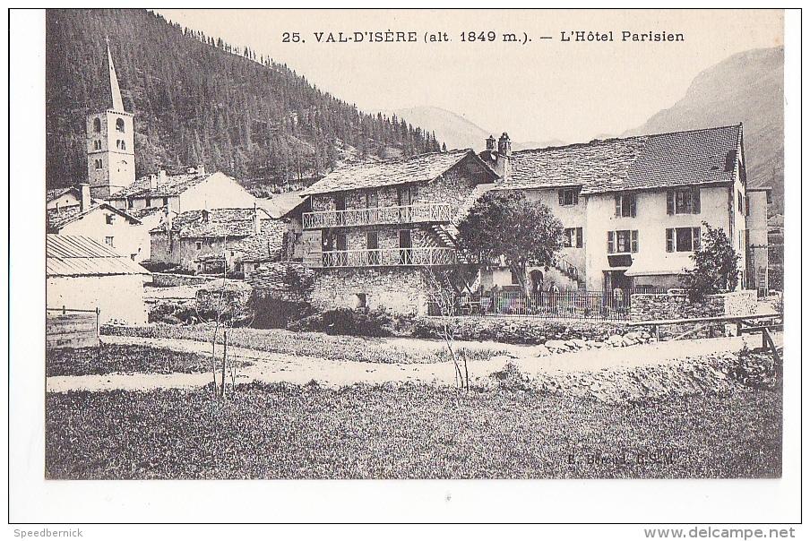 24152  Val D´Isere Hotel Prisiens -25 BSM Beroud - Val D'Isere