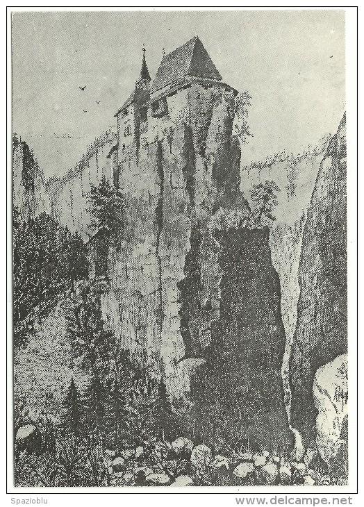 """Trento, """"Santuario Di S.Romedio - Val Di Non"""" Eremo Del X-Xi Sec. - Chiese E Cattedrali"""