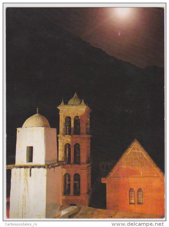 Sinai-St.Catherine Monastery-unused,perfect Shape - Egypt