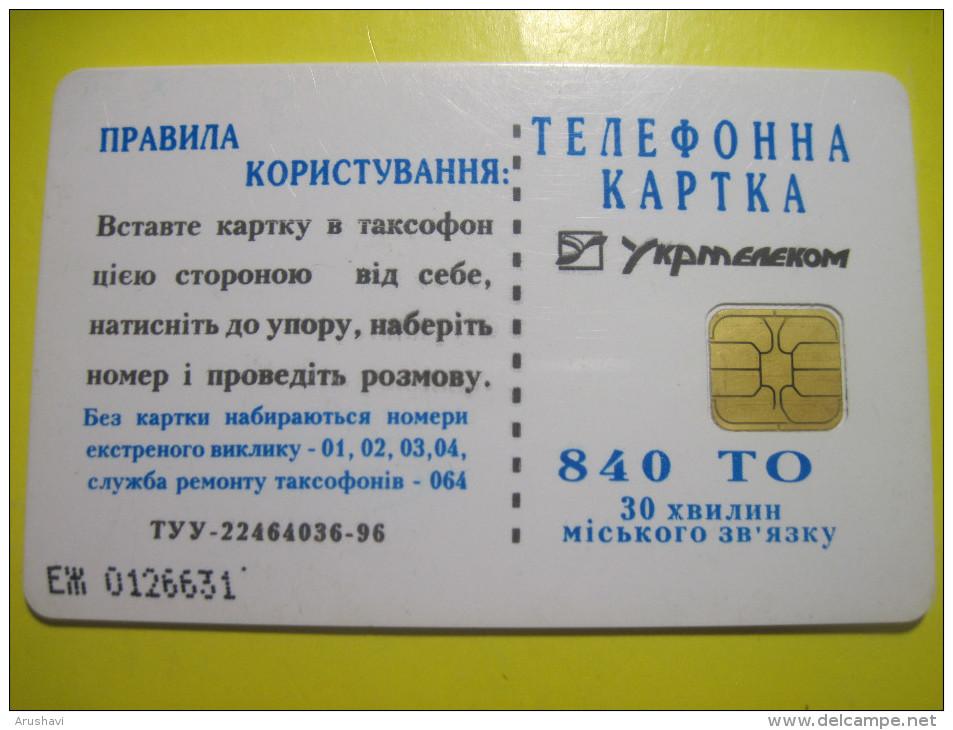 "Ukraine. Advertising. ""BB"" Daily Newspaper. 840 Units. 11/1997 Kyiv UKRTELECOM - Advertising"