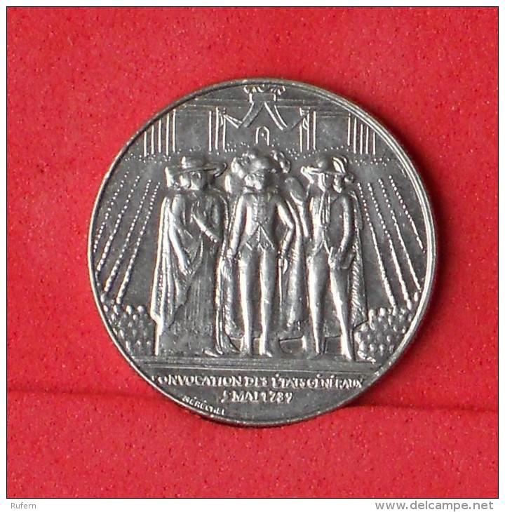 FRANCE  1  FRANC  1989   KM# 967  -    (Nº09472) - H. 1 Franc