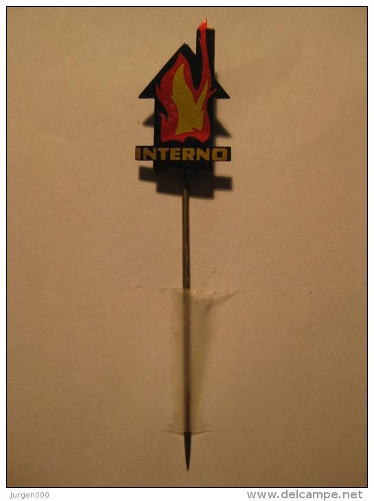 Pin Interno (GA01613) - Feuerwehr