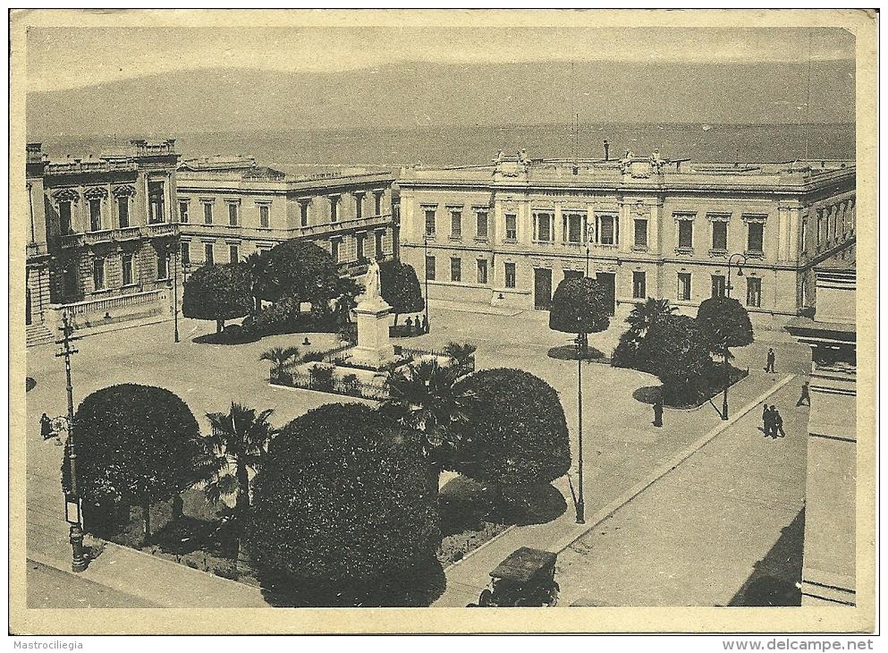 REGGIO CALABRIA  Piazza Italia - Reggio Calabria