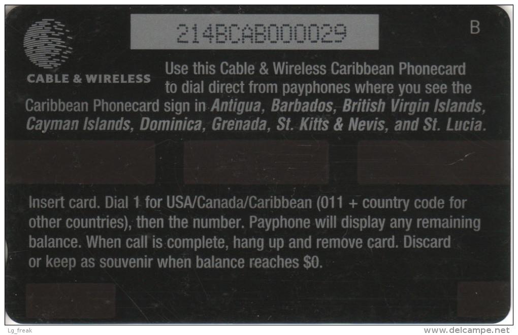 Caribbean - GPT - Generic - GEN-214B - Seahorse - $15 - 214BCAB - RRR - Altri – America
