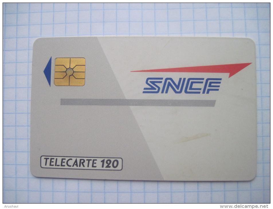 France. France Telecom. Advertising . SNCF 1992. - Advertising