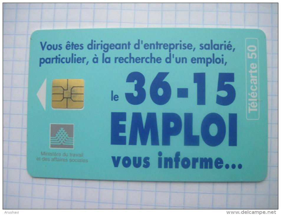 France. France Telecom. Advertising . 1996. - Advertising