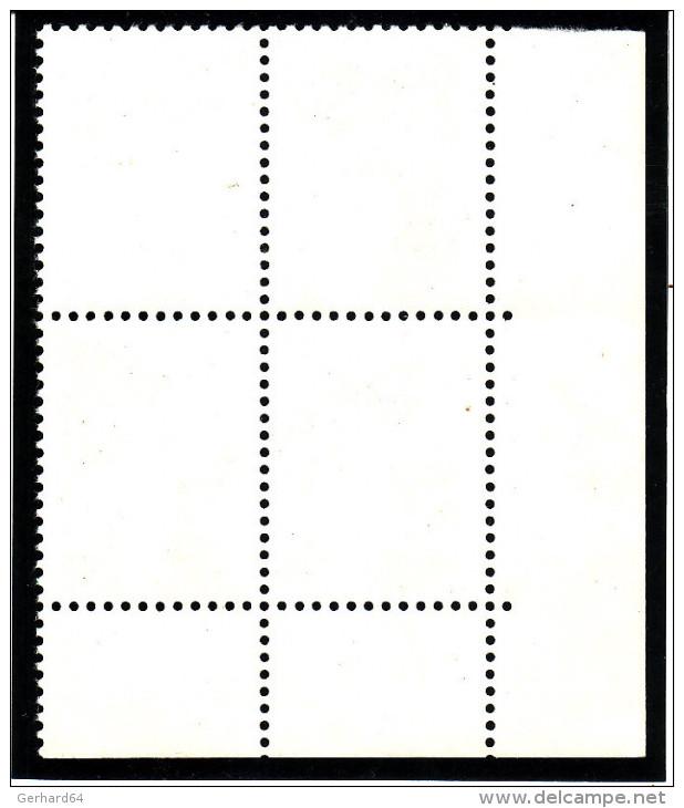 France 1981 - N° 2119b (2119 B) Gomme Tropicale (bloc De 4 - Coin Numéroté) Neufs** Sans Charnière - France