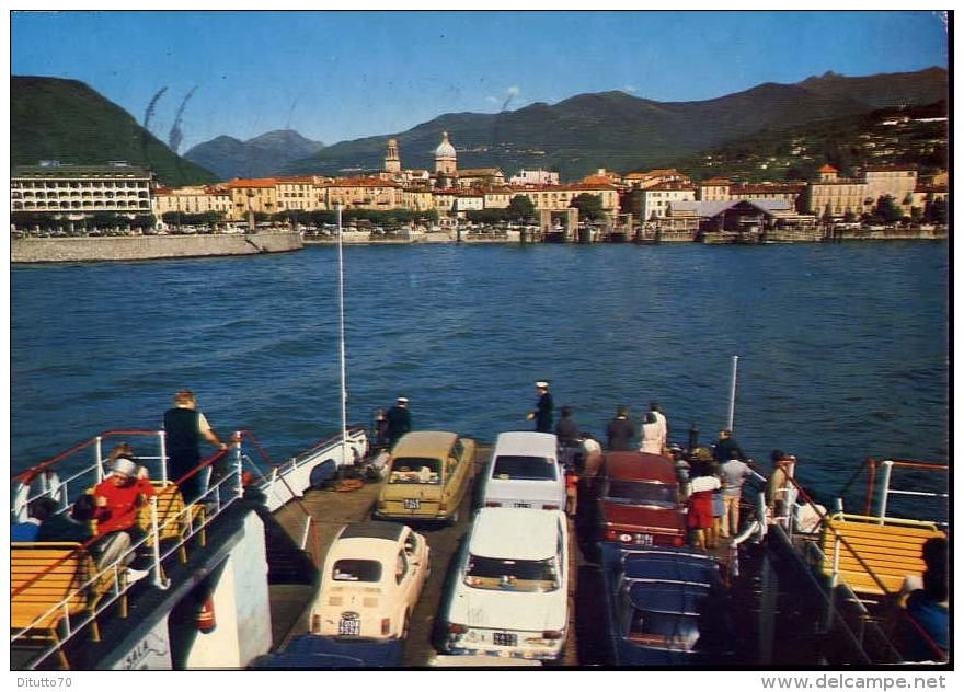 Lago Maggiore - Intra - 432 - Formato Grande Viaggiata - Verbania