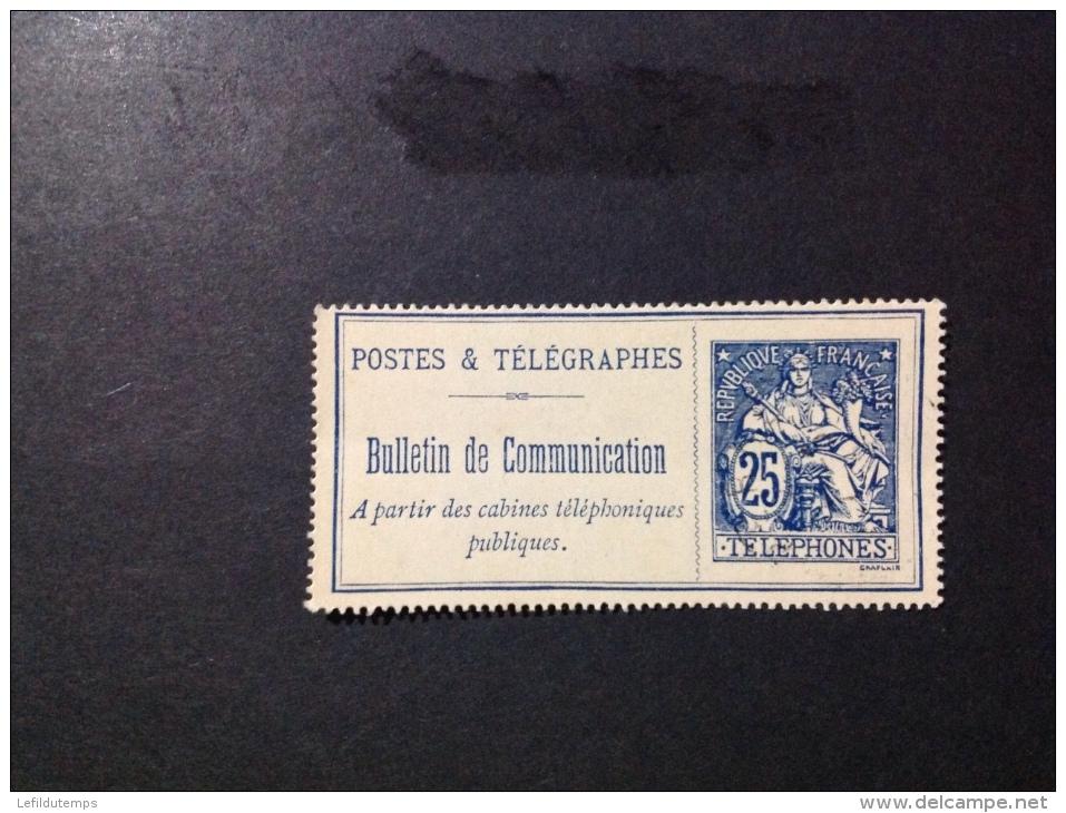 Téléphone N°24 - Télégraphes Et Téléphones