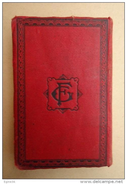 Guias Polyglotas - Manual Dela Consersacion ESPANOL-FRANCES - Por Corona Bustamente - Garnier Paris - Cours De Langues