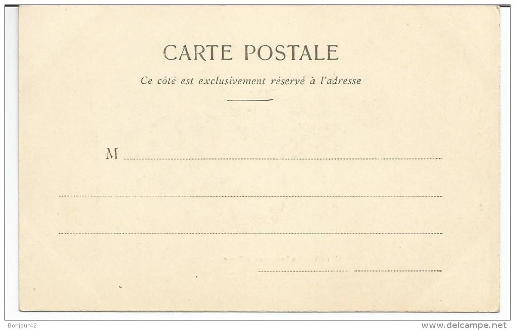 LE PUY--Un Lavoir Sur La Borne,non Ecrite,DOS SIMPLE,très Belle Carte - Le Puy En Velay