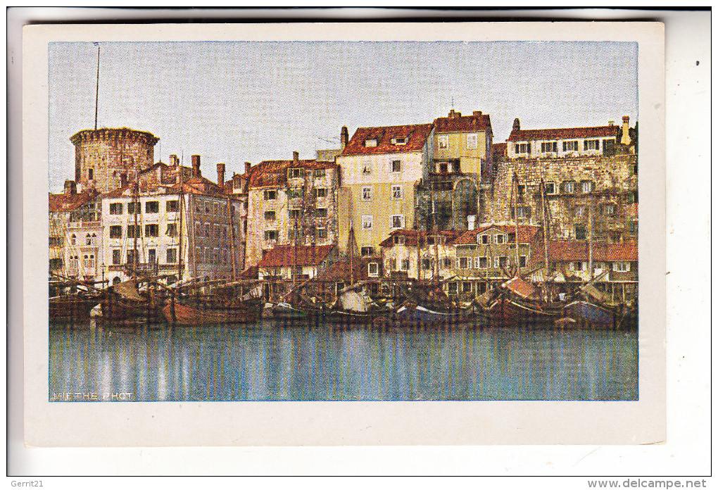 HR 21000 SPLIT / SPALATO, Diocletianpalast, Miethe-Farb-Photographie - Kroatien