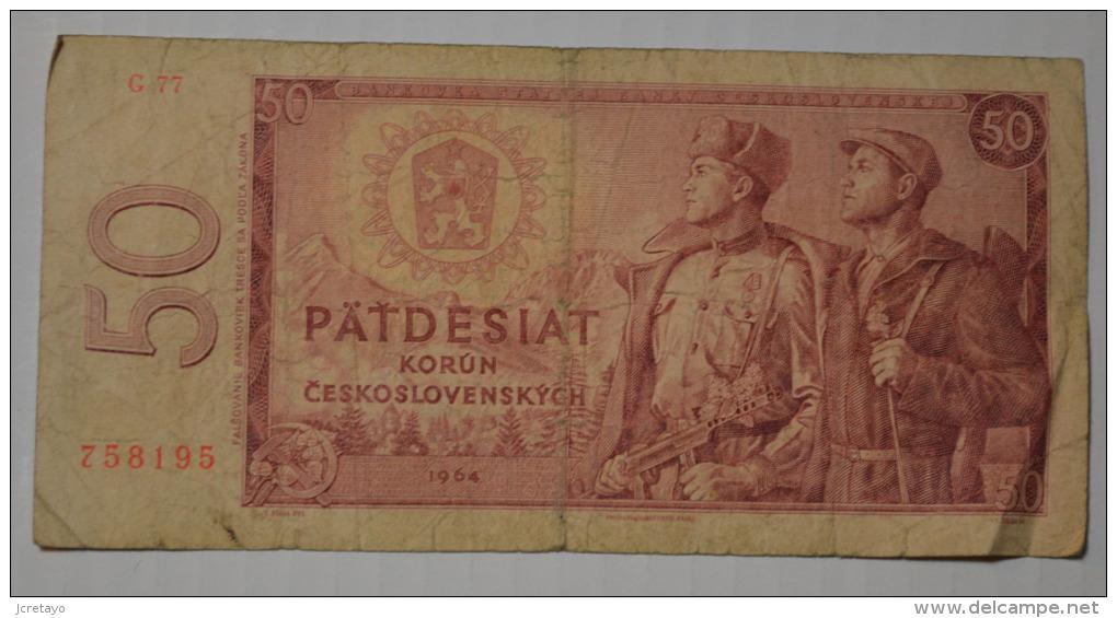 Patdesiat Korun Ceskoslovenskych - Tchécoslovaquie