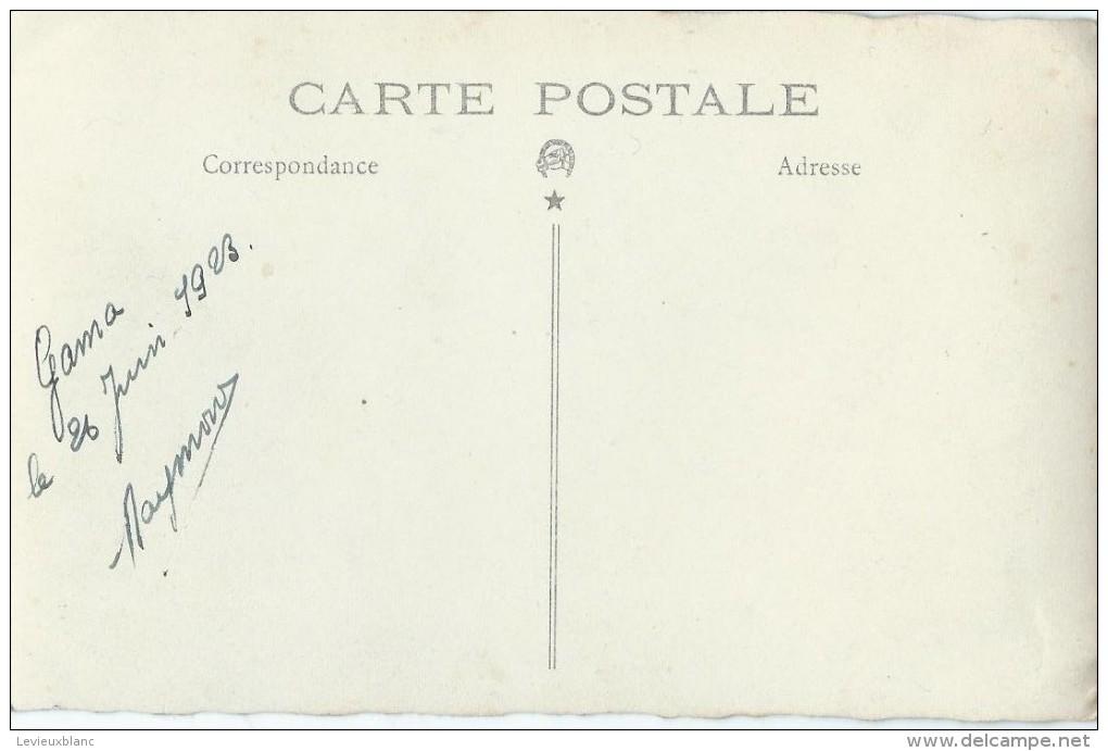 Carte Postale /Photographie/ Groupe De Militaires Convalescents Et Infirmiére?/1923   PH220 - Militaria