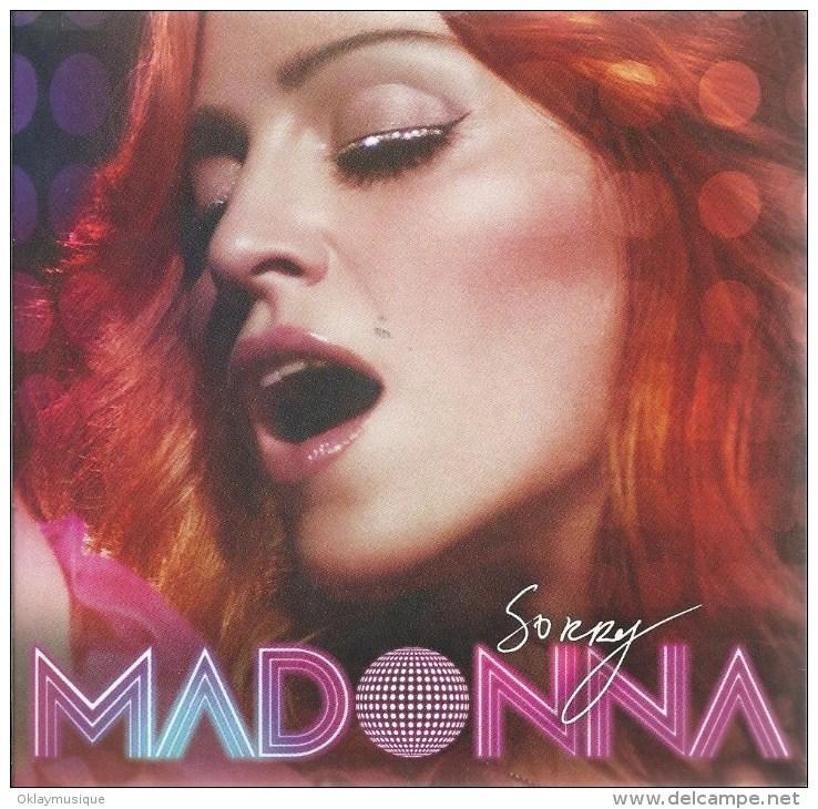 2006  Single Madonna   (sorry) Cd Neuf Sous Blister - Musik & Instrumente