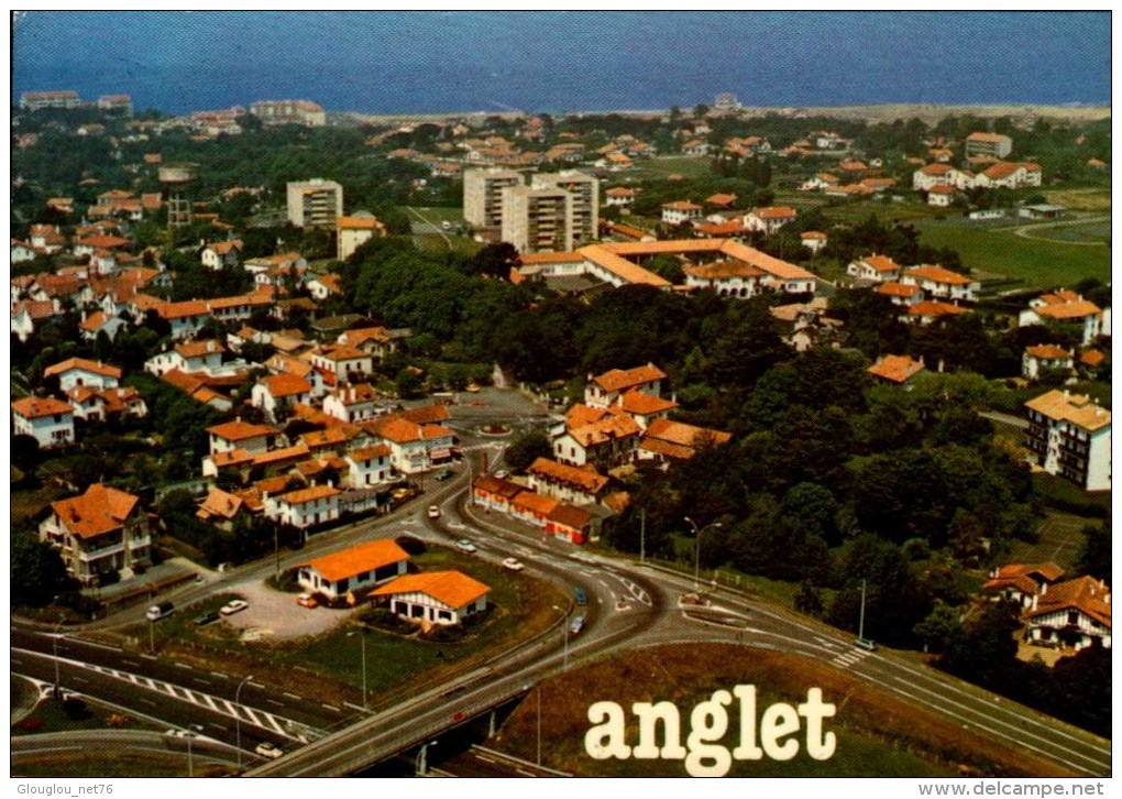 64-ANGLET...VUE GENERALE ...CPM - Anglet