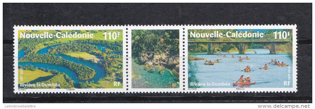 Nouvelle Calédonie N° 1094-1095** - Nueva Caledonia