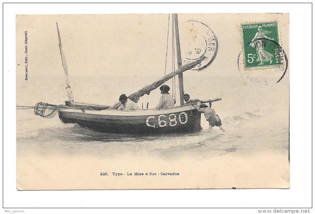 (1772-14) Calvados - La Mise à Flot - France