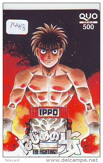 Carte Prépayée Japon * MANGA *  * ANIMATE * ANIME (14.418) Movie Japan Prepaid Card Karte - Cinema