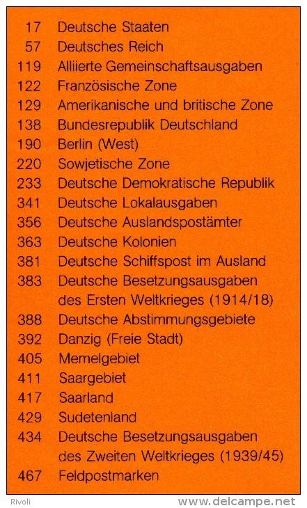 MICHEL 1977 DEUTSCHLAND - Germania