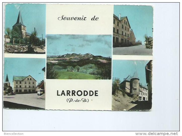 Puy De Dôme.Larrode - Autres Communes