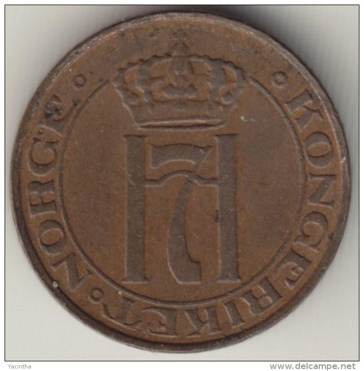 @Y@  Noorwegen  1  Ore  1928     (C232) - Norway